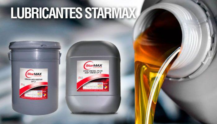lubricantes Starmax Redllantas