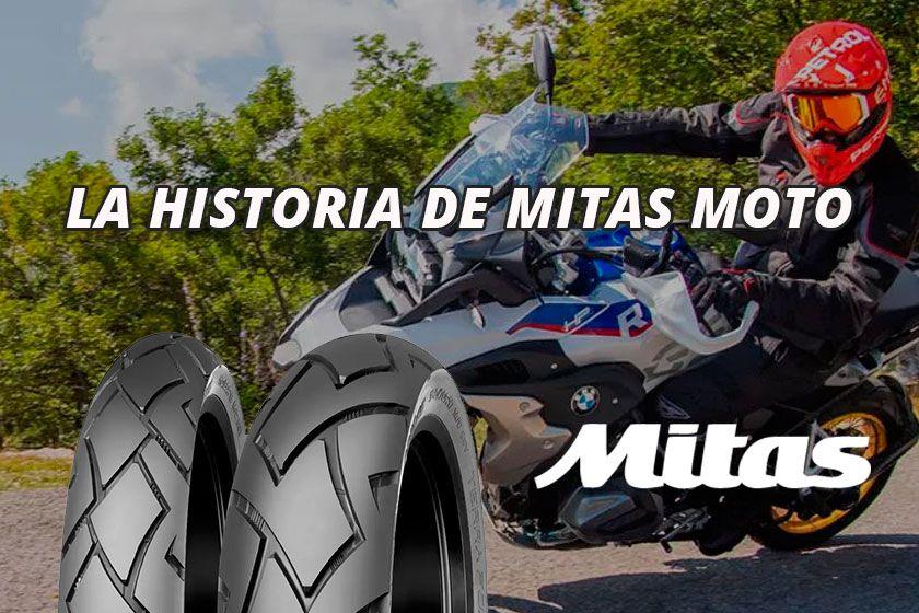 La historia de Mitas moto